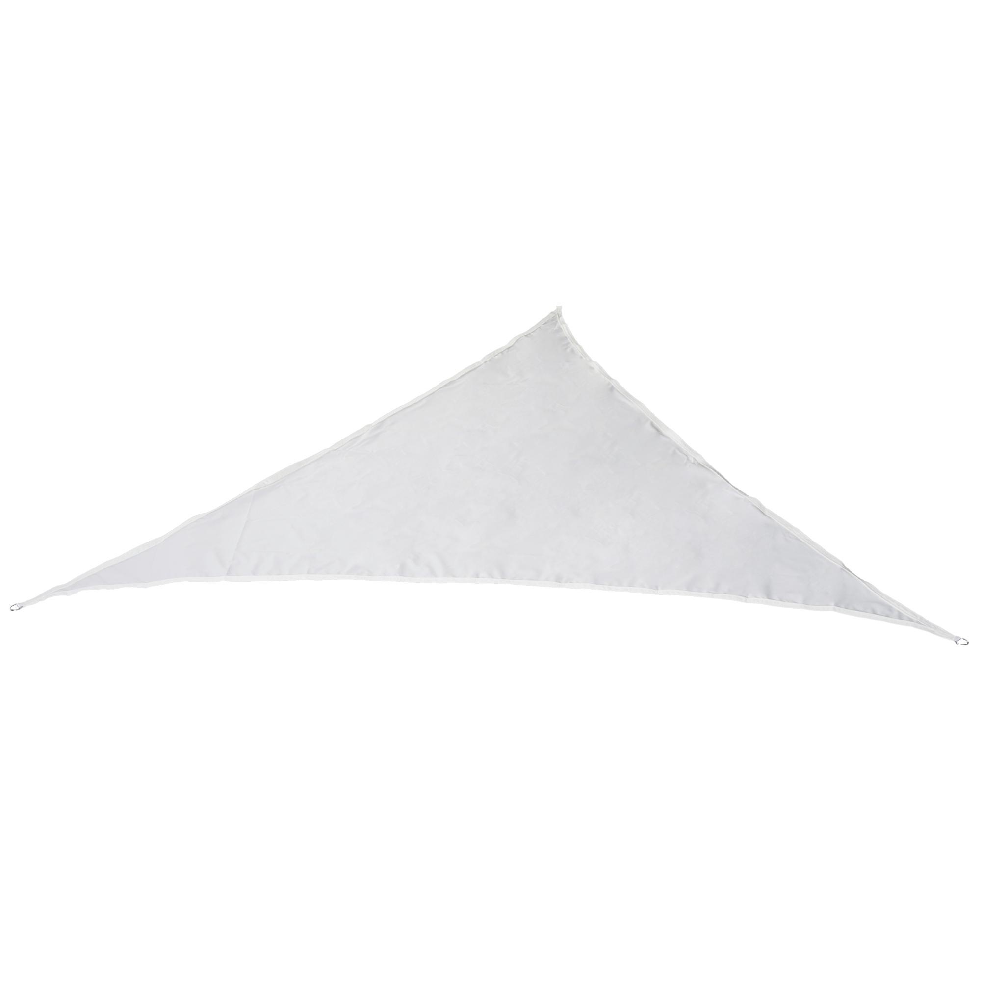 Toldo-Vela-Sombrilla-Parasol-Triangulo-Tejido-de-Poliester-160g-m2-Jardin-Playa miniatura 18