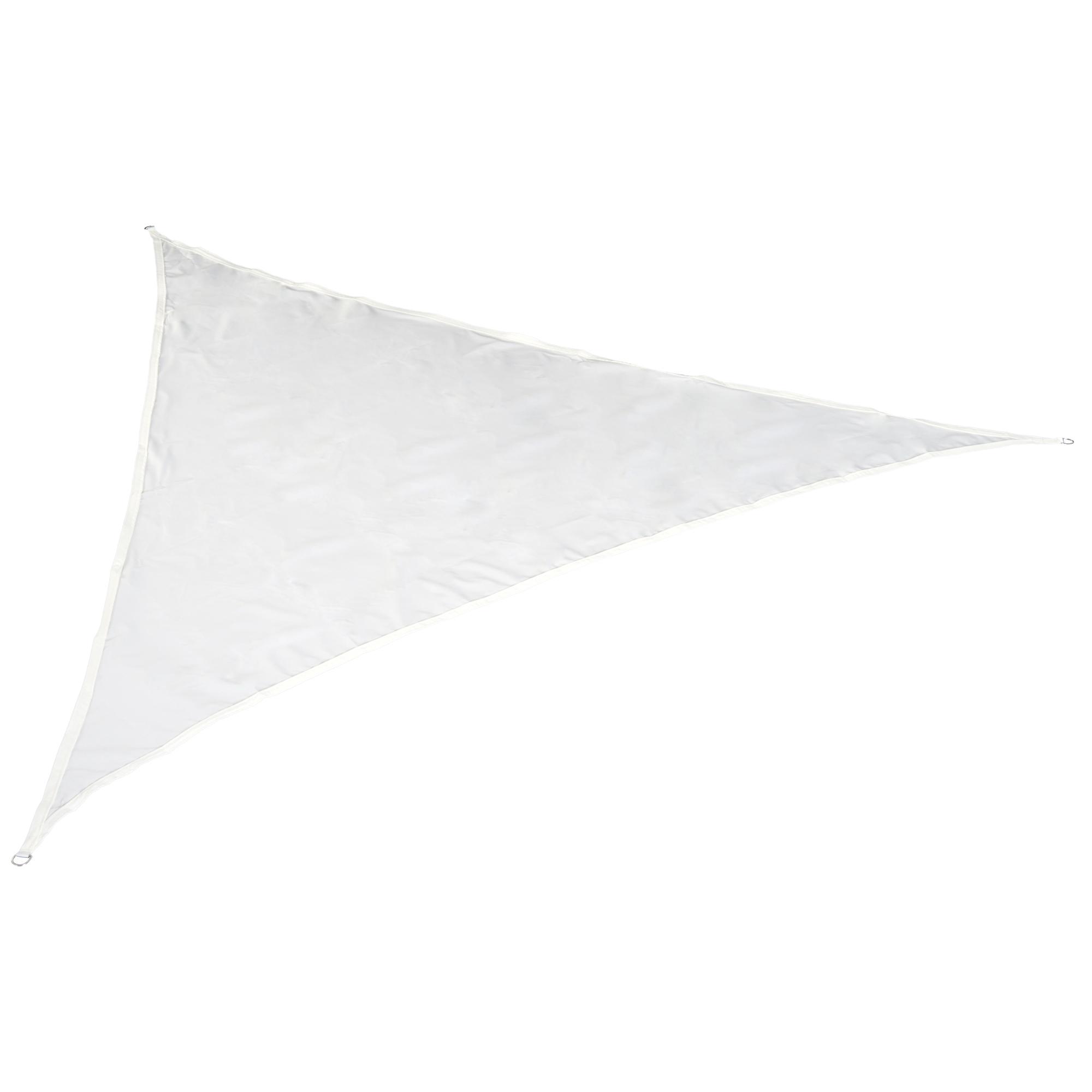 Toldo-Vela-Sombrilla-Parasol-Triangulo-Tejido-de-Poliester-160g-m2-Jardin-Playa miniatura 19
