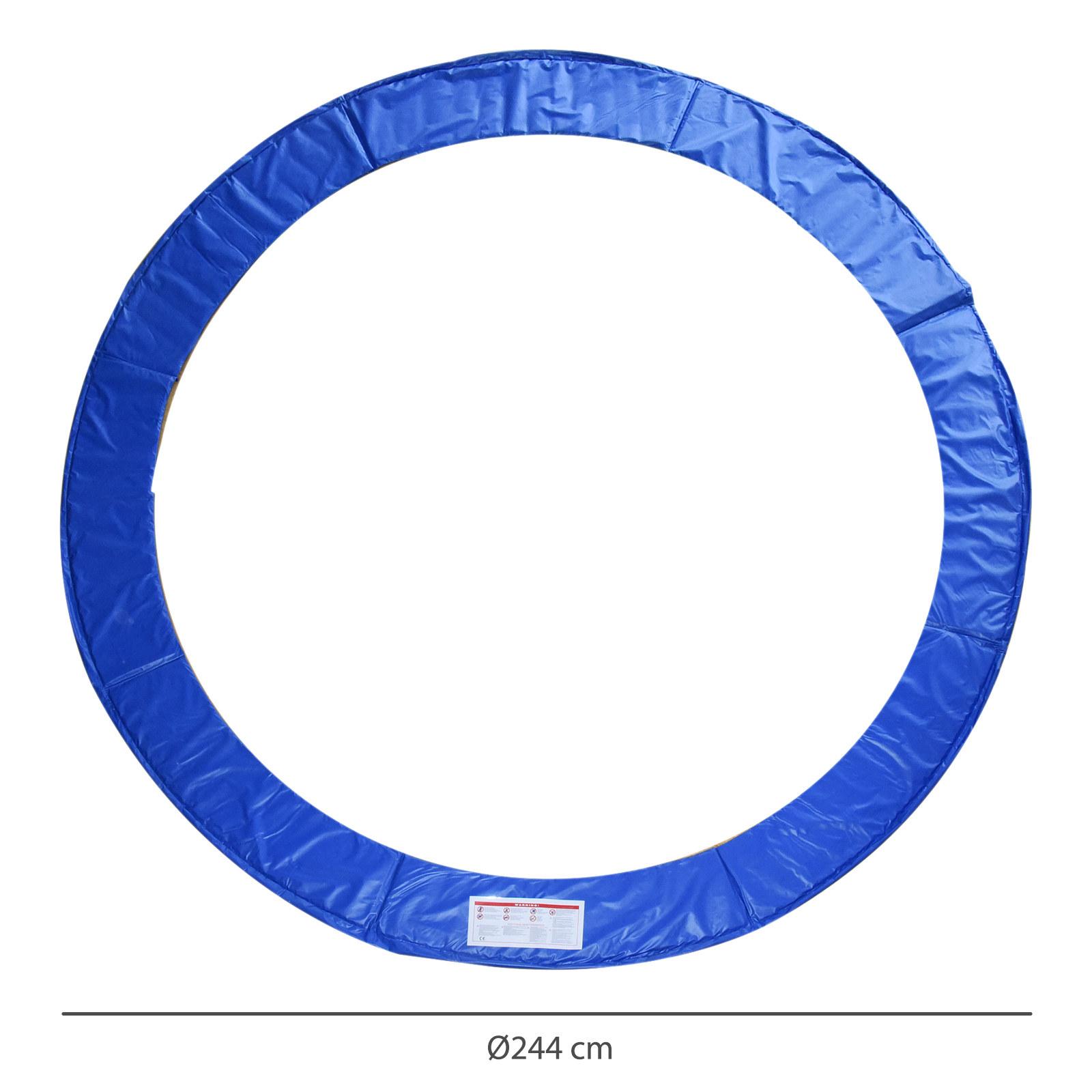 Cubierta-Protectora-para-Borde-de-Cama-Elastica-Trampolin-3-Medidas-Opcionales miniatura 8