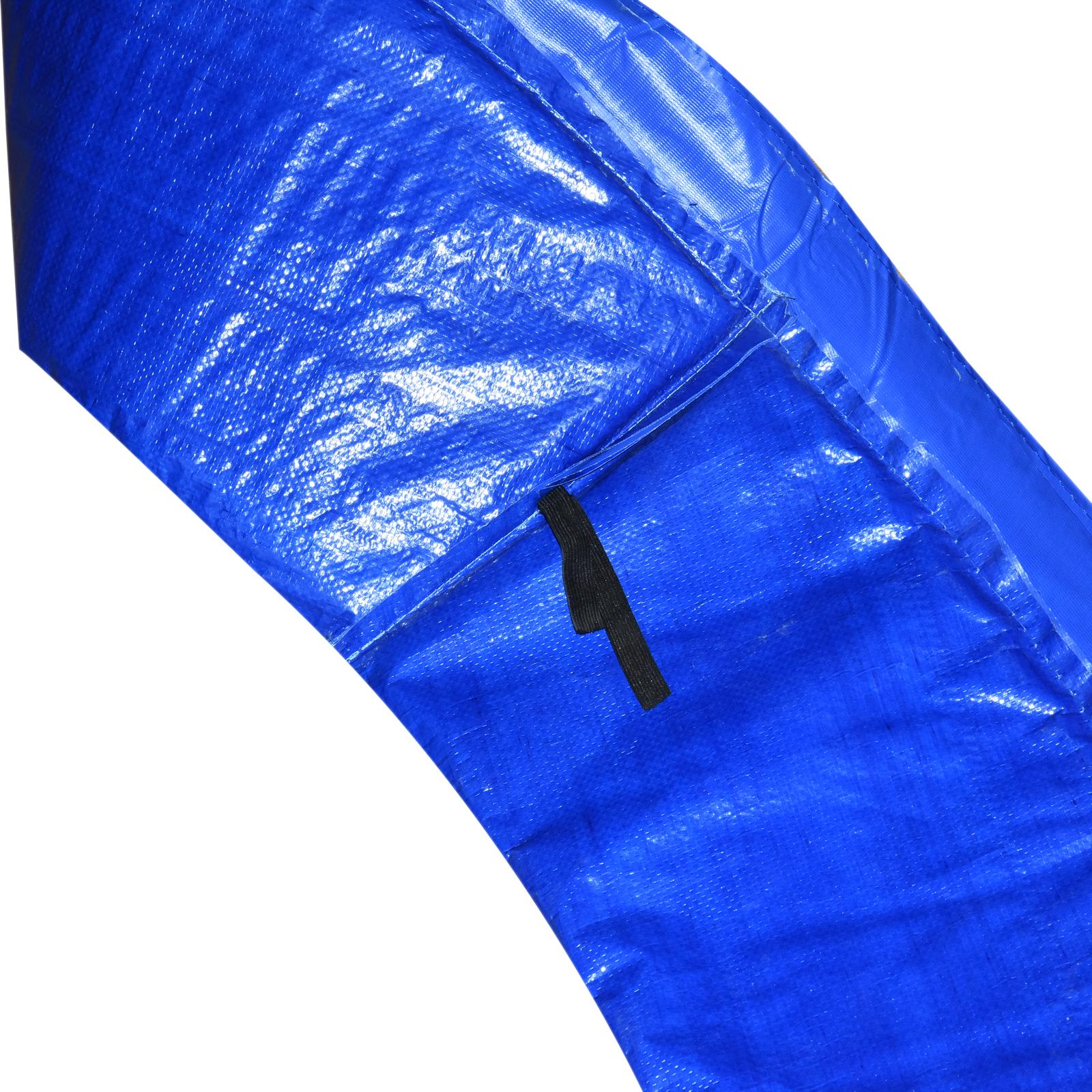 Cubierta-Protectora-para-Borde-de-Cama-Elastica-Trampolin-3-Medidas-Opcionales miniatura 11