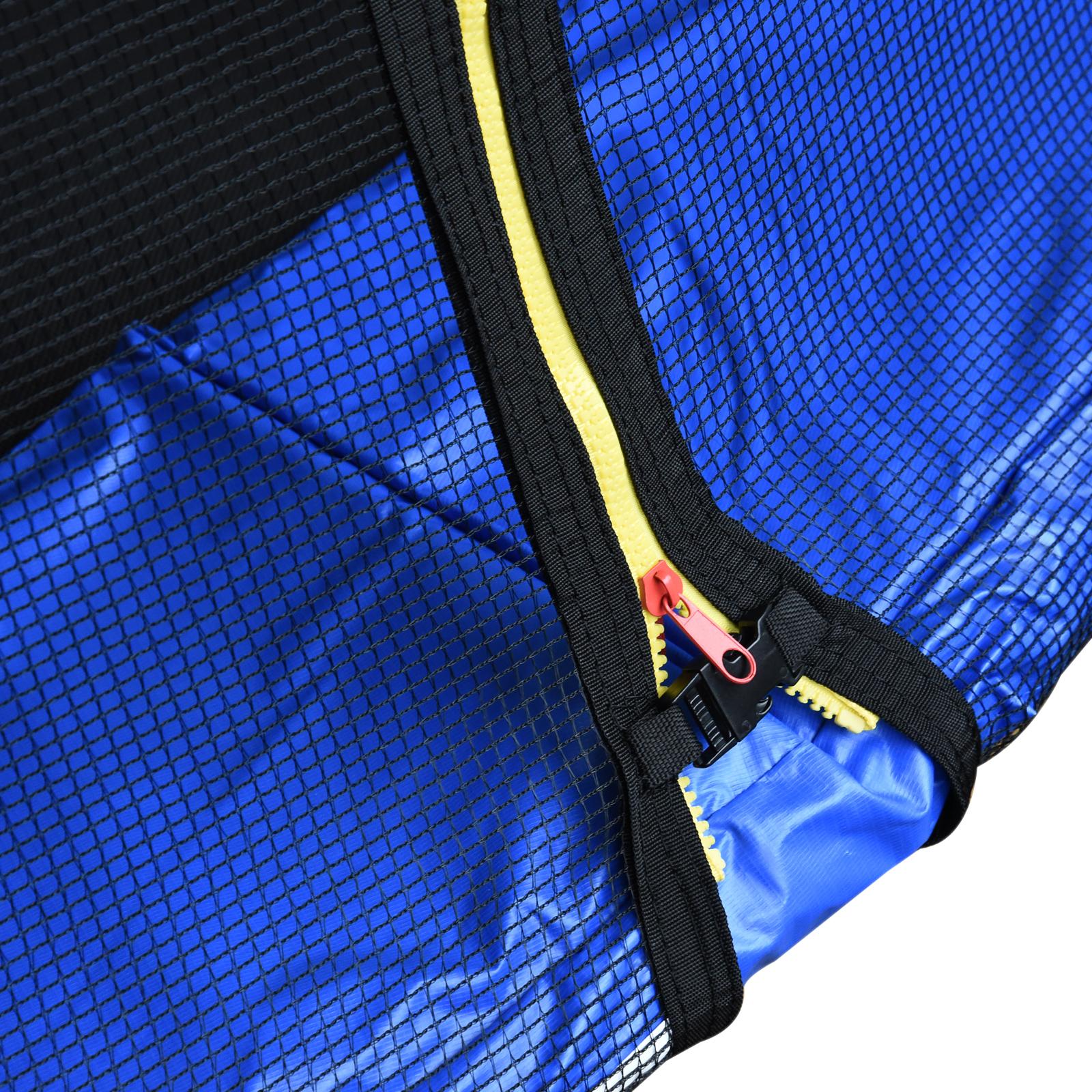 Cubierta-Protectora-para-Borde-de-Cama-Elastica-Trampolin-3-Medidas-Opcionales miniatura 4