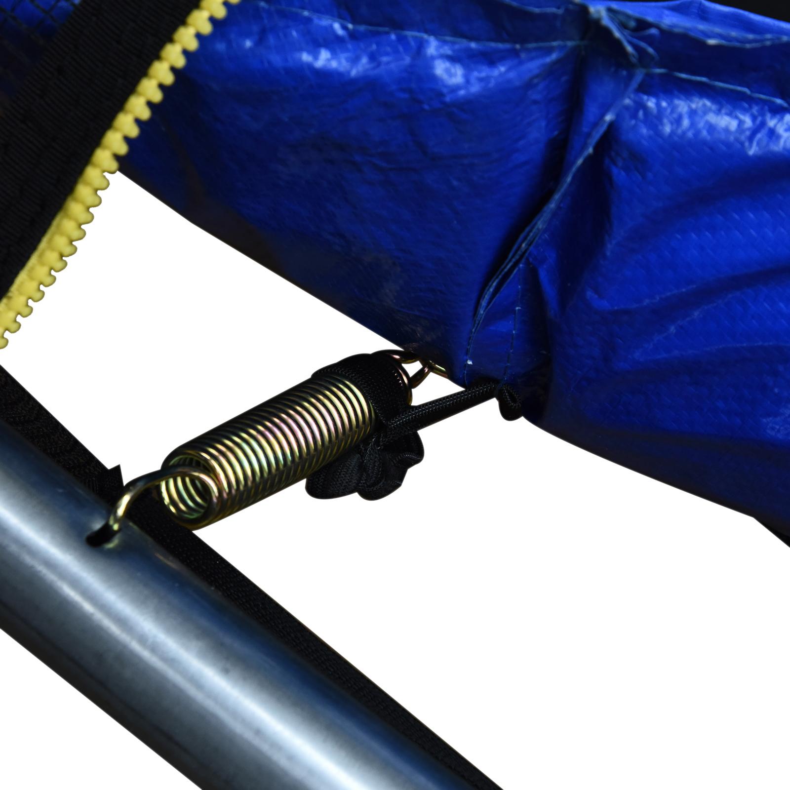 Cubierta-Protectora-para-Borde-de-Cama-Elastica-Trampolin-3-Medidas-Opcionales miniatura 6