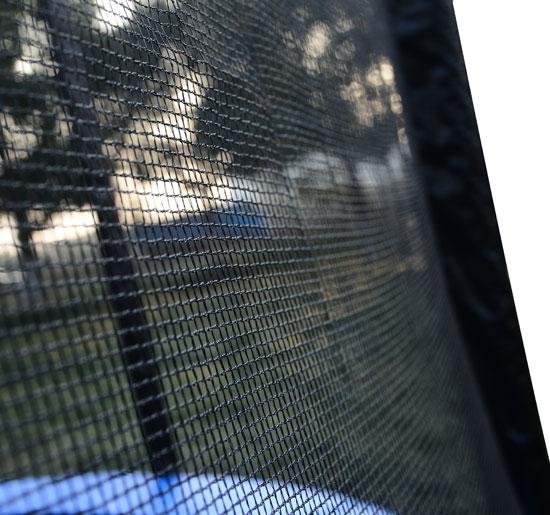 Red-de-Seguridad-Pared-Protectora-Cama-Elastica-Trampolin-Redonda-6-8-10-Barras miniatura 13