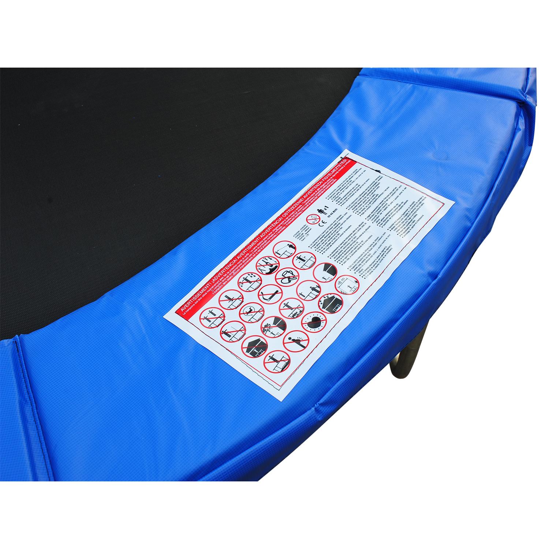 Cubierta-Protectora-para-Borde-de-Cama-Elastica-Trampolin-3-Medidas-Opcionales miniatura 26