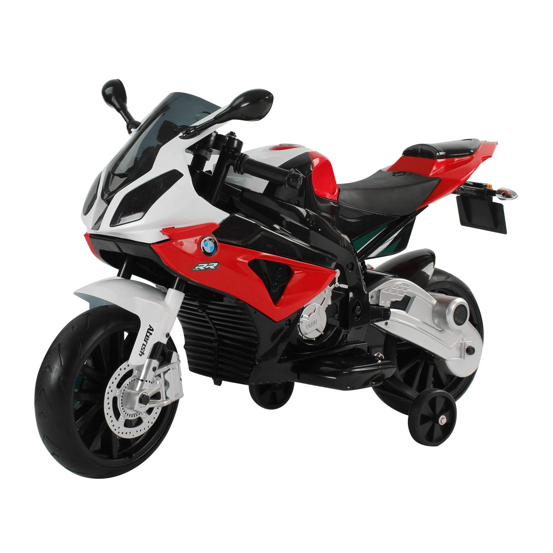 Coche-Correpasillos-Ninos-3-8-anos-Moto-Electrica-Infantil-12V-Luces-y-Sonidos miniatura 26