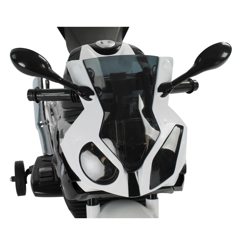 Coche-Correpasillos-Ninos-3-8-anos-Moto-Electrica-Infantil-12V-Luces-y-Sonidos miniatura 15