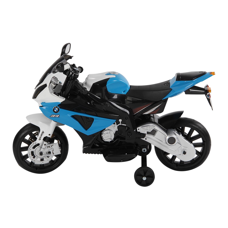 Coche-Correpasillos-Ninos-3-8-anos-Moto-Electrica-Infantil-12V-Luces-y-Sonidos miniatura 12