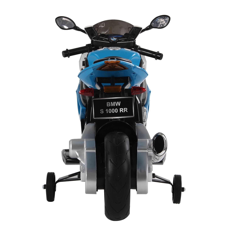Coche-Correpasillos-Ninos-3-8-anos-Moto-Electrica-Infantil-12V-Luces-y-Sonidos miniatura 11