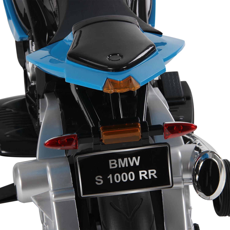 Coche-Correpasillos-Ninos-3-8-anos-Moto-Electrica-Infantil-12V-Luces-y-Sonidos miniatura 7