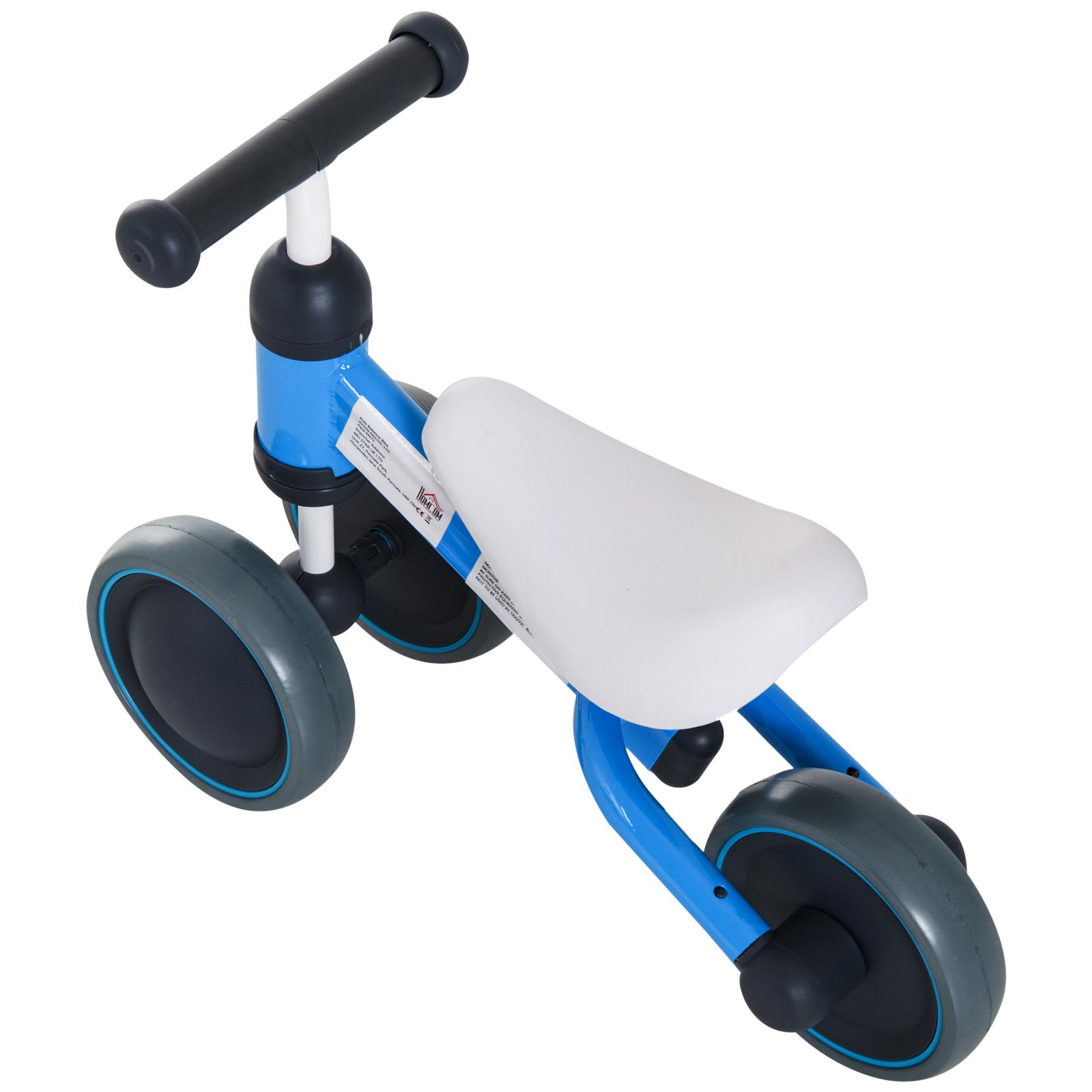 Triciclo-Bicicleta-sin-Pedales-para-Nino-1-3-Anos-Sillon-Comodo-Aluminio miniatura 23