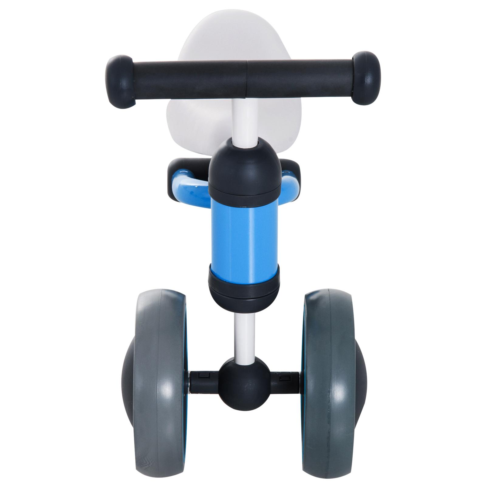 Triciclo-Bicicleta-sin-Pedales-para-Nino-1-3-Anos-Sillon-Comodo-Aluminio miniatura 21