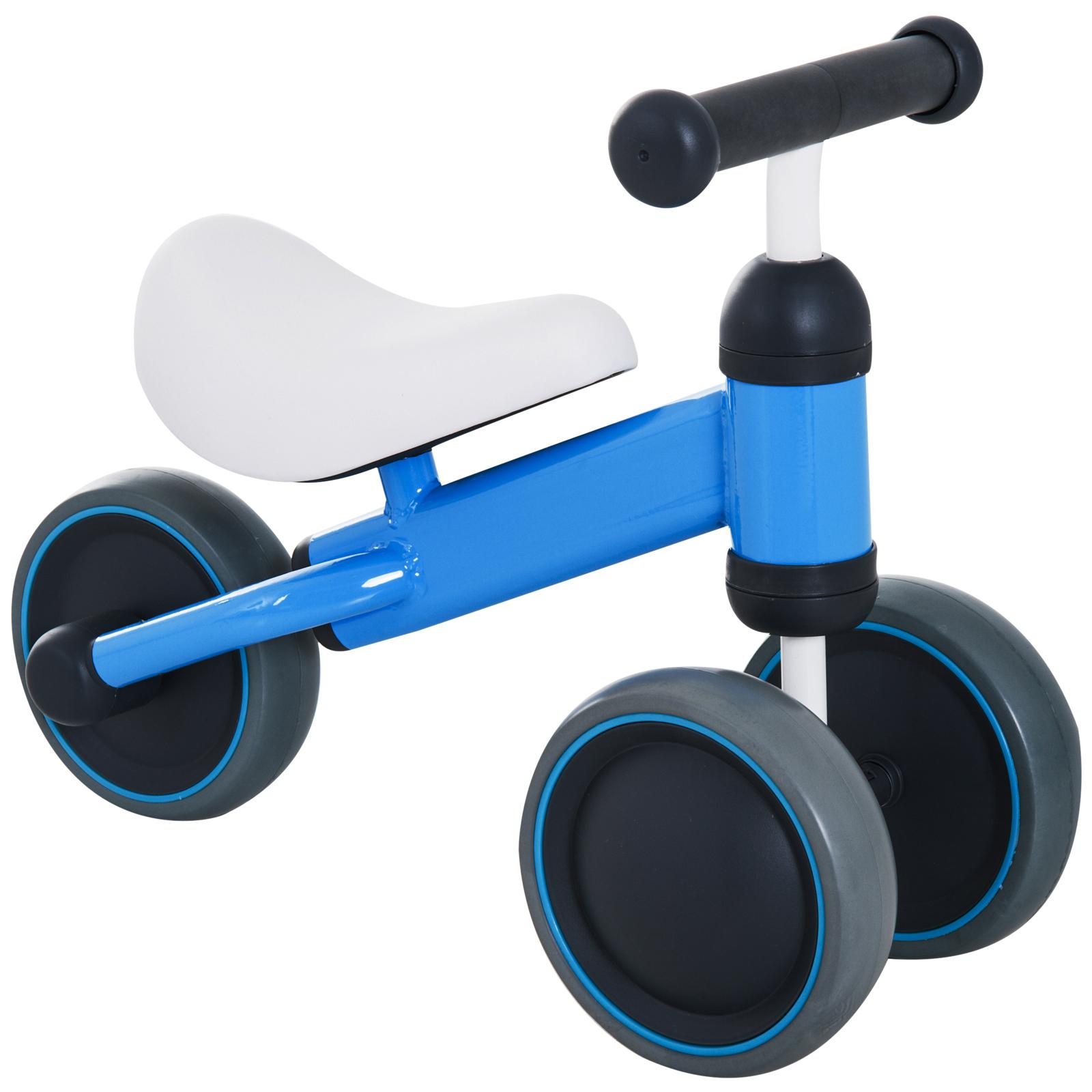 Triciclo-Bicicleta-sin-Pedales-para-Nino-1-3-Anos-Sillon-Comodo-Aluminio miniatura 15