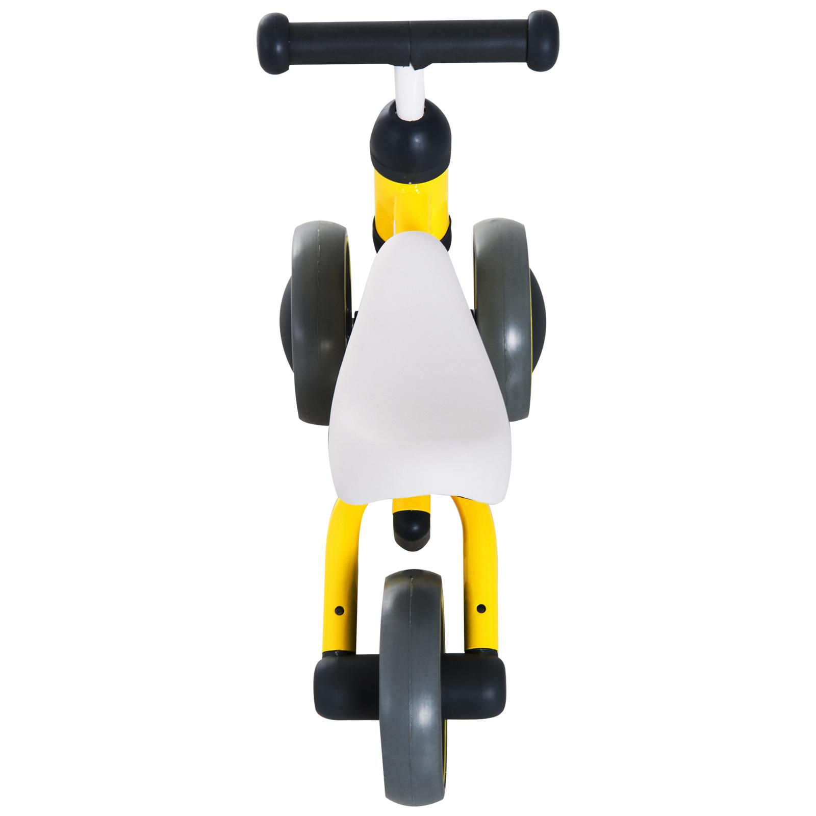 Triciclo-Bicicleta-sin-Pedales-para-Nino-1-3-Anos-Sillon-Comodo-Aluminio miniatura 11
