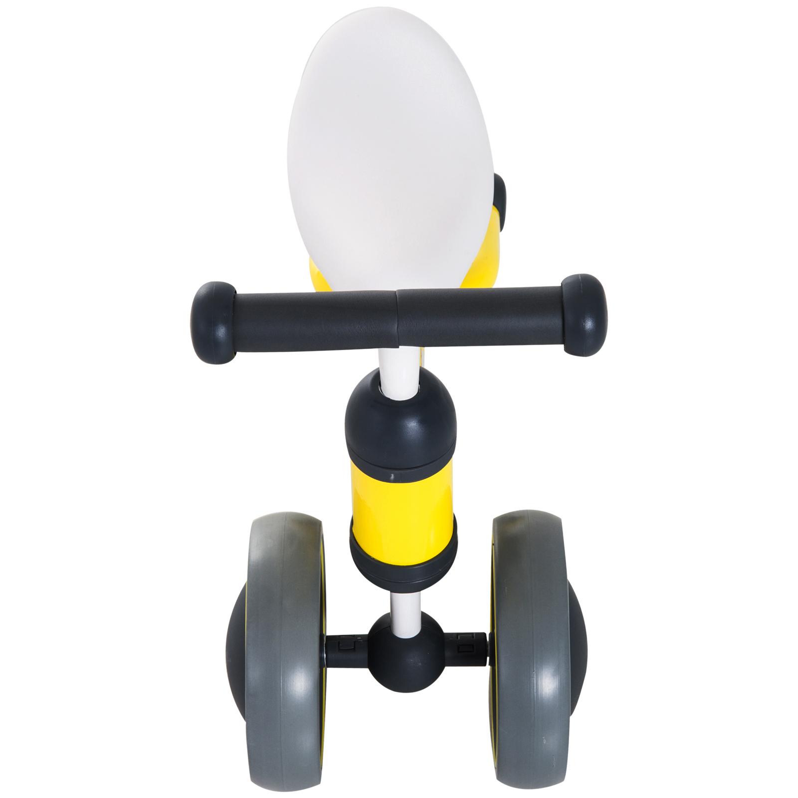 Triciclo-Bicicleta-sin-Pedales-para-Nino-1-3-Anos-Sillon-Comodo-Aluminio miniatura 13