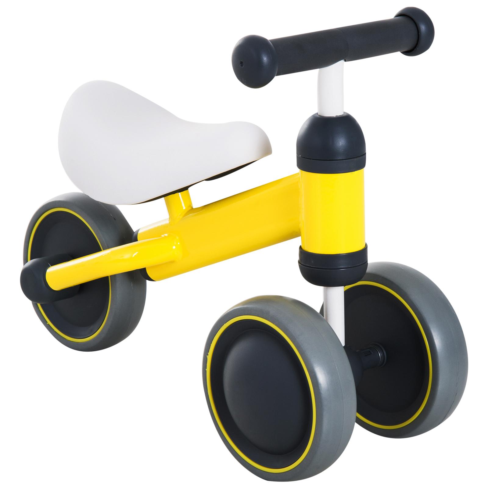 Triciclo-Bicicleta-sin-Pedales-para-Nino-1-3-Anos-Sillon-Comodo-Aluminio miniatura 3