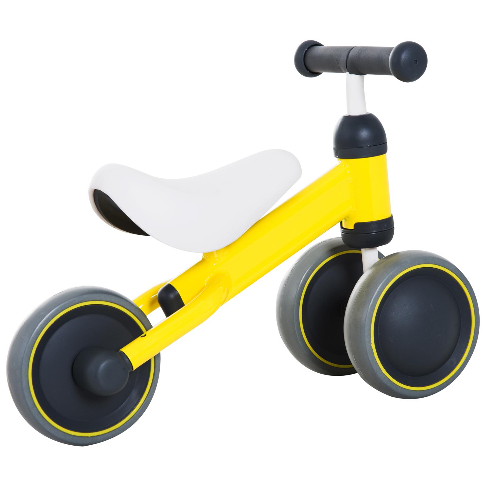 Triciclo-Bicicleta-sin-Pedales-para-Nino-1-3-Anos-Sillon-Comodo-Aluminio miniatura 10