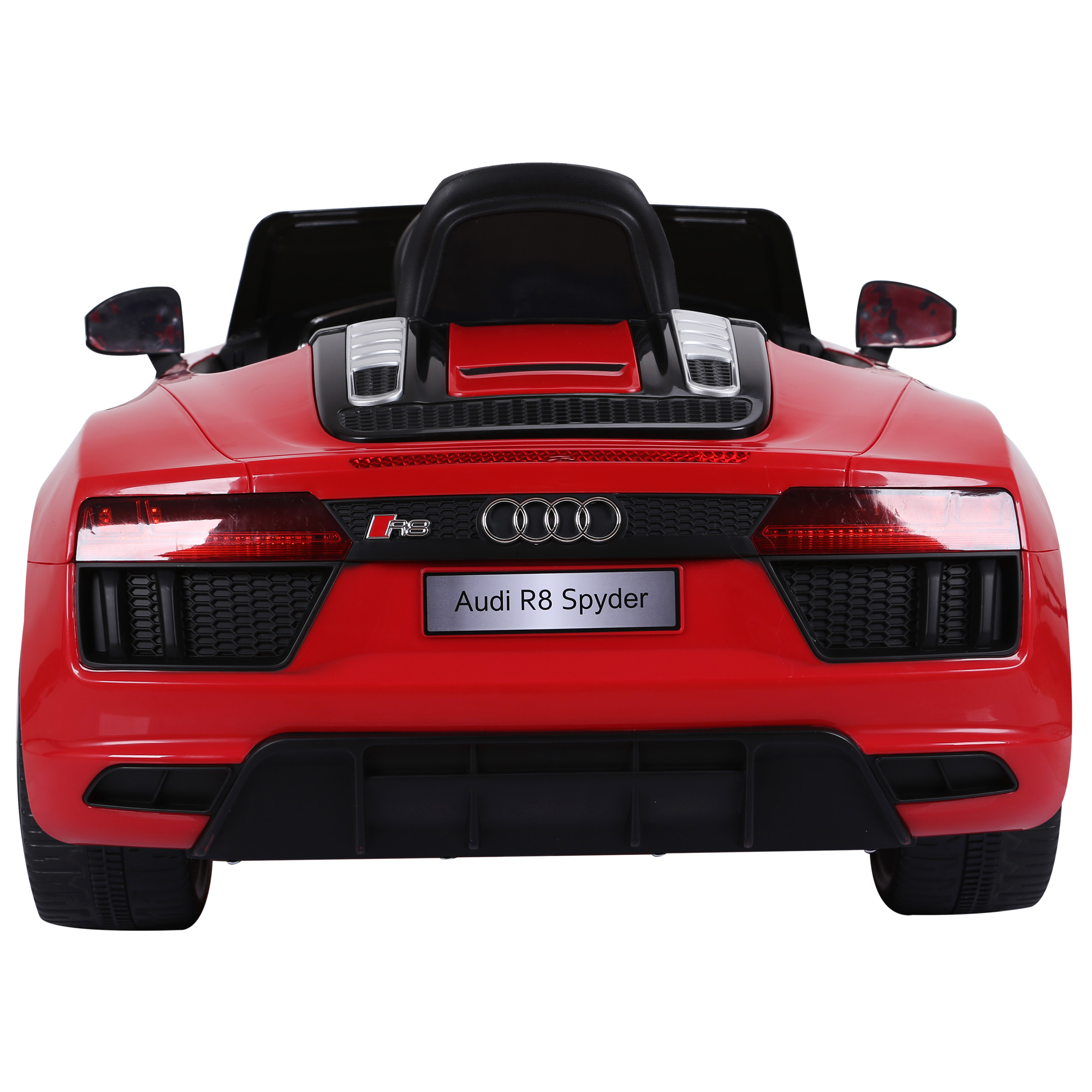 Coche-Electrico-para-Nino-3-8-Anos-Audi-R8-Bateria-12V-Control-Remoto-Carga-30kg miniatura 21
