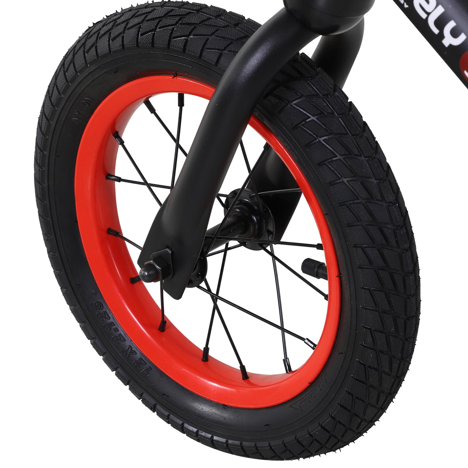 Bicicleta-sin-Pedales-de-Altura-de-Asiento-Regulable-31-45cm-2-5-Anos miniatura 10
