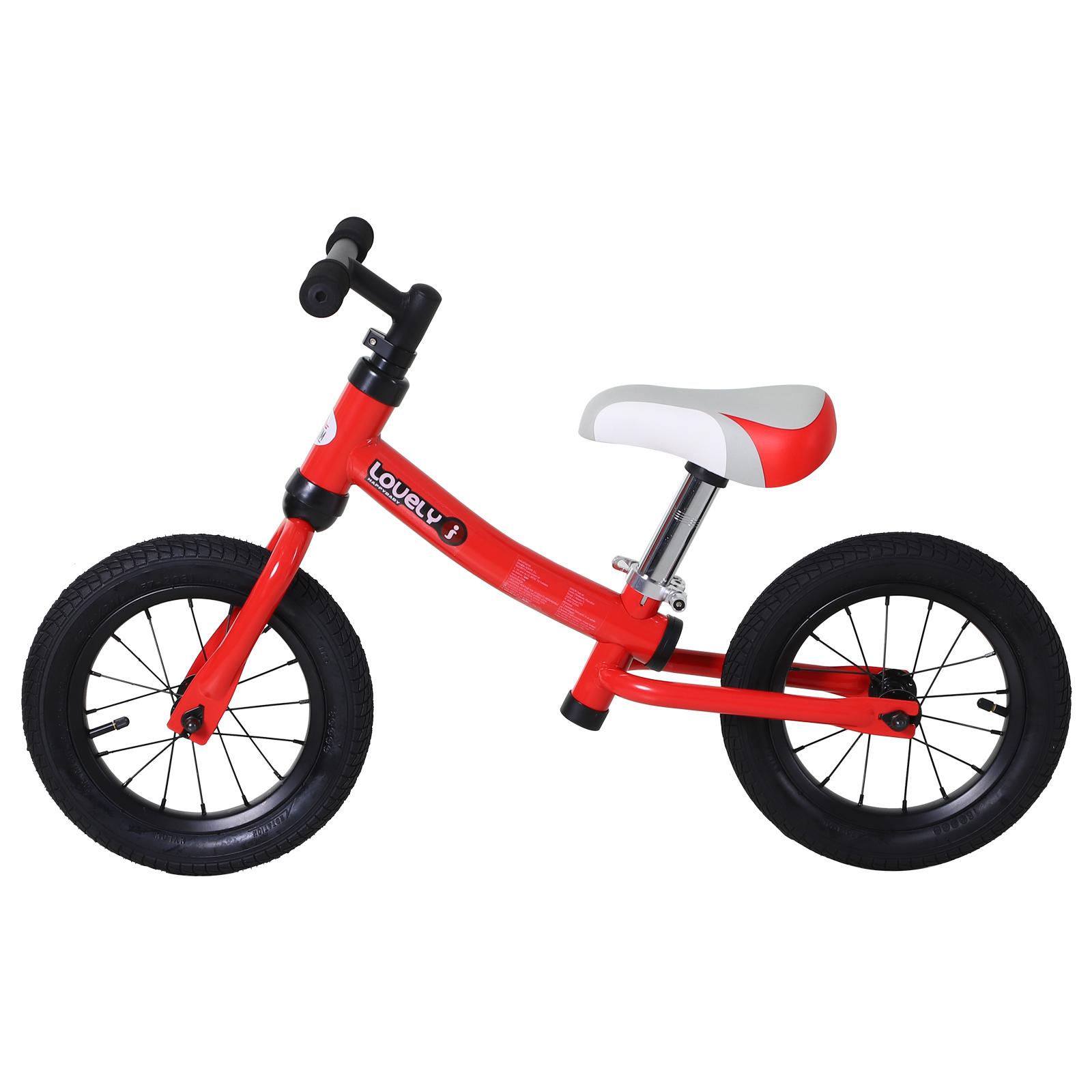 Bicicleta-sin-Pedales-de-Altura-de-Asiento-Regulable-31-45cm-2-5-Anos miniatura 22