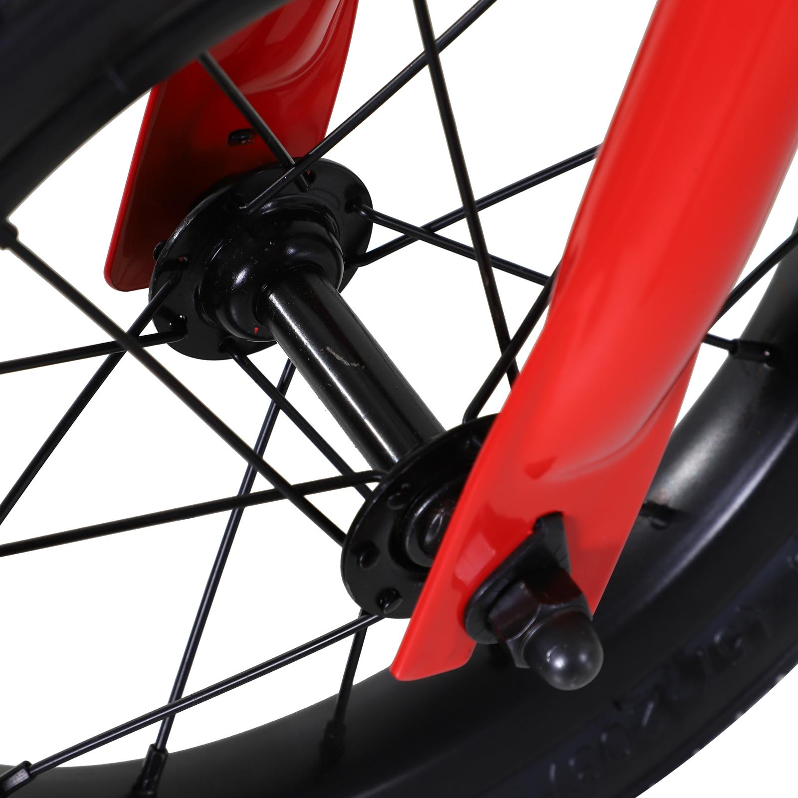 Bicicleta-sin-Pedales-de-Altura-de-Asiento-Regulable-31-45cm-2-5-Anos miniatura 25