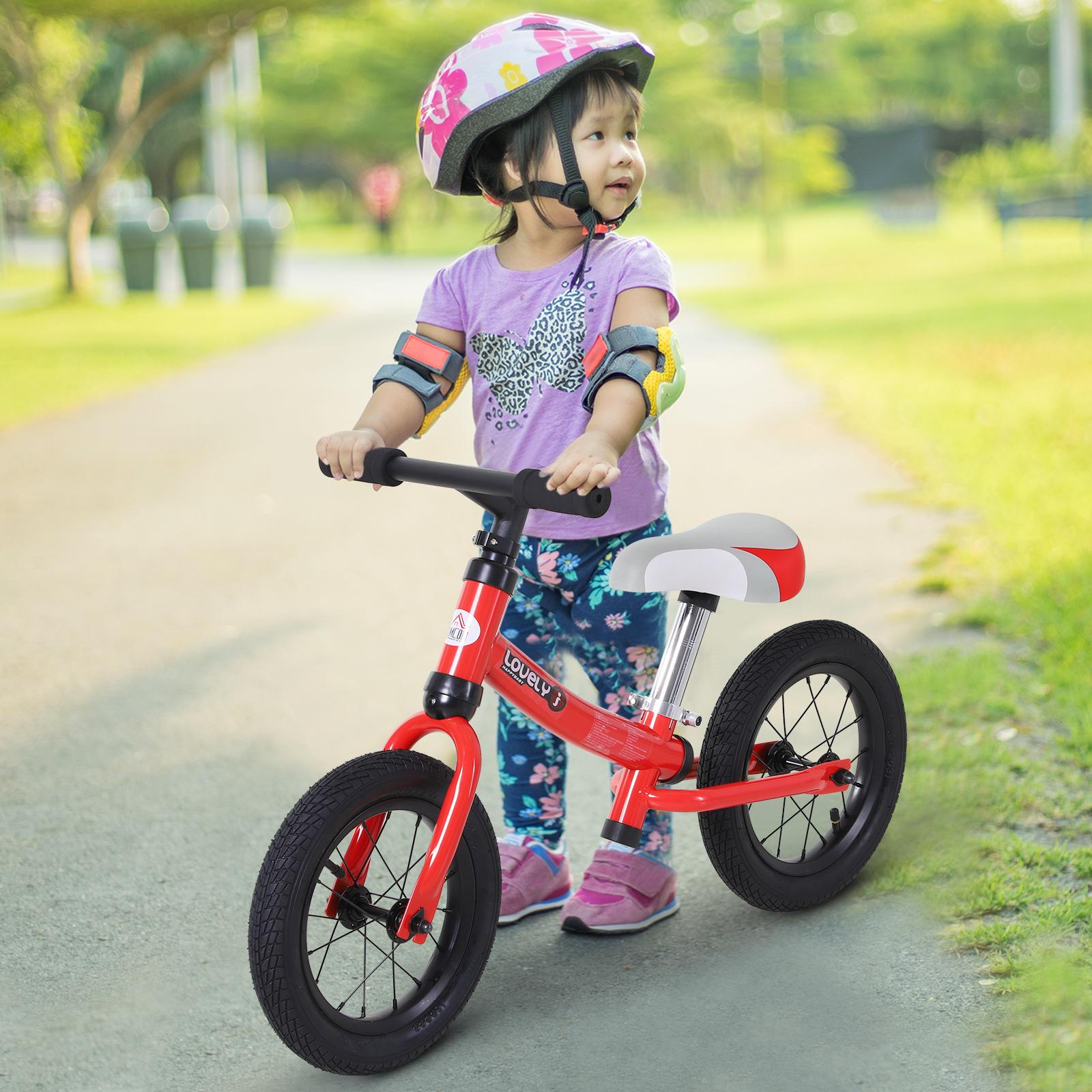 Bicicleta-sin-Pedales-de-Altura-de-Asiento-Regulable-31-45cm-2-5-Anos miniatura 23