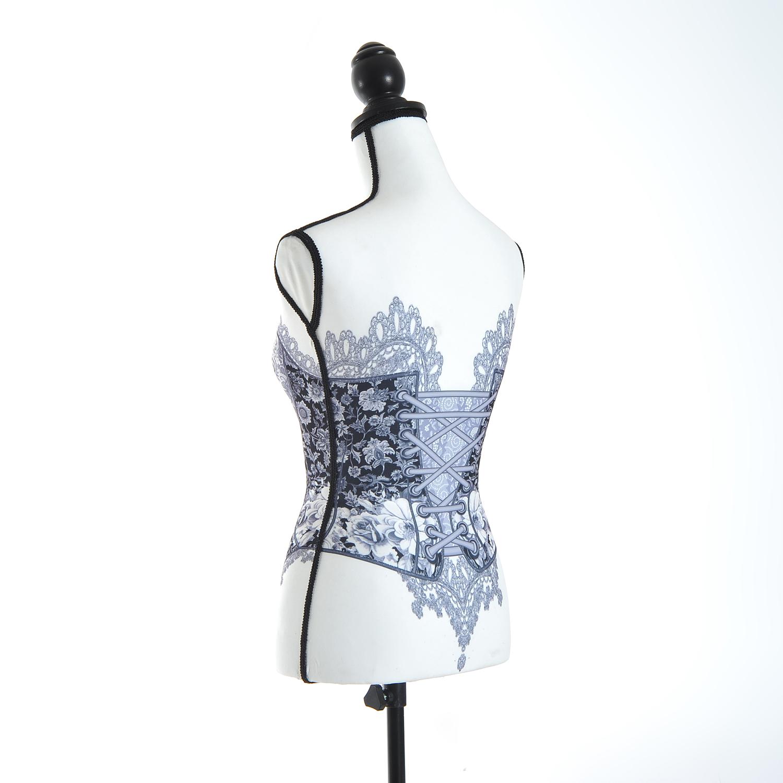 Maniqui-Femenino-de-Costura-Busto-de-Senora-para-Exposicion-Modista-130-168cm miniatura 22