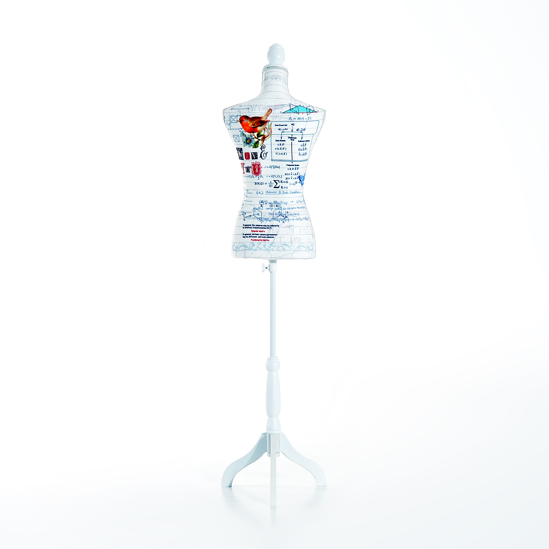 Maniqui-Femenino-de-Costura-Busto-de-Senora-para-Exposicion-Modista-130-168cm miniatura 10
