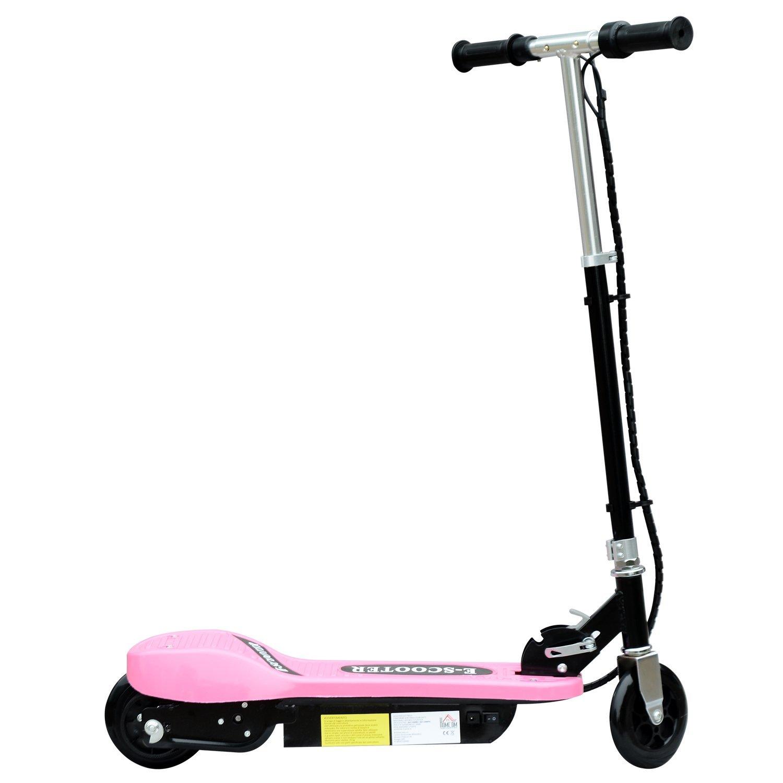 Patinete-Plegable-con-Manillar-Ajustable-tipo-Scooter-Electrico-de-Acero-Nuevo miniatura 40
