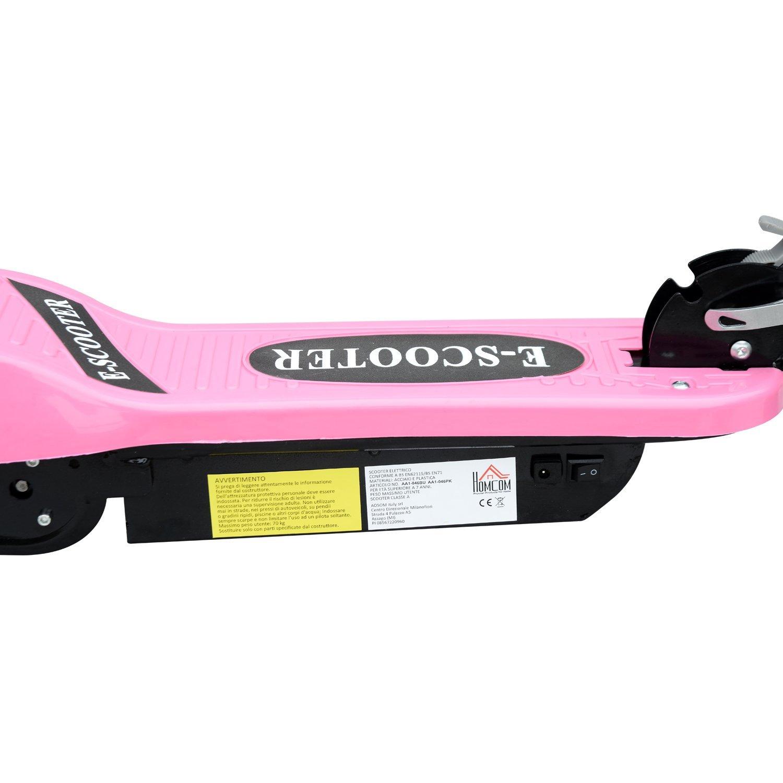 Patinete-Plegable-con-Manillar-Ajustable-tipo-Scooter-Electrico-de-Acero-Nuevo miniatura 44
