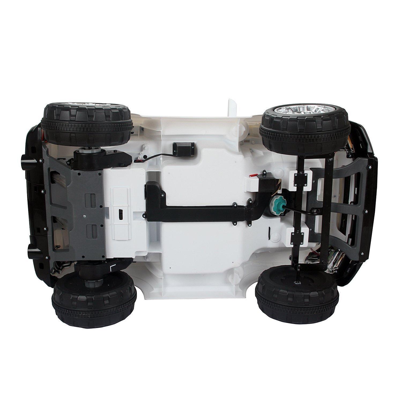 Coche-Electrico-de-Bateria-para-Ninos-Infantil-3-8-Anos-Musica-3-MODELOS miniatura 29