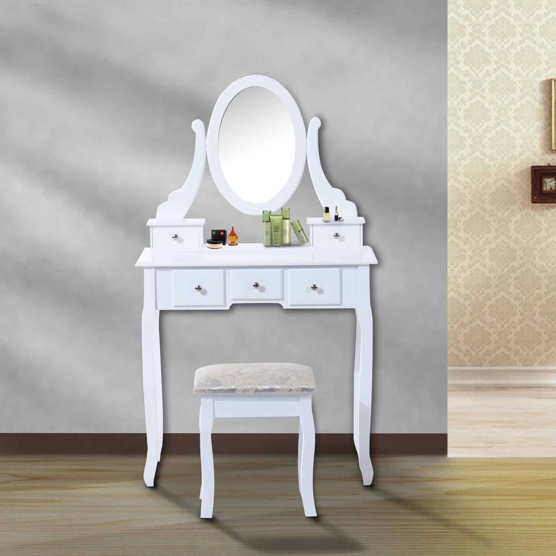 Encantador Cambiar Muebles De Roble Mesa De Tocador Foto - Muebles ...