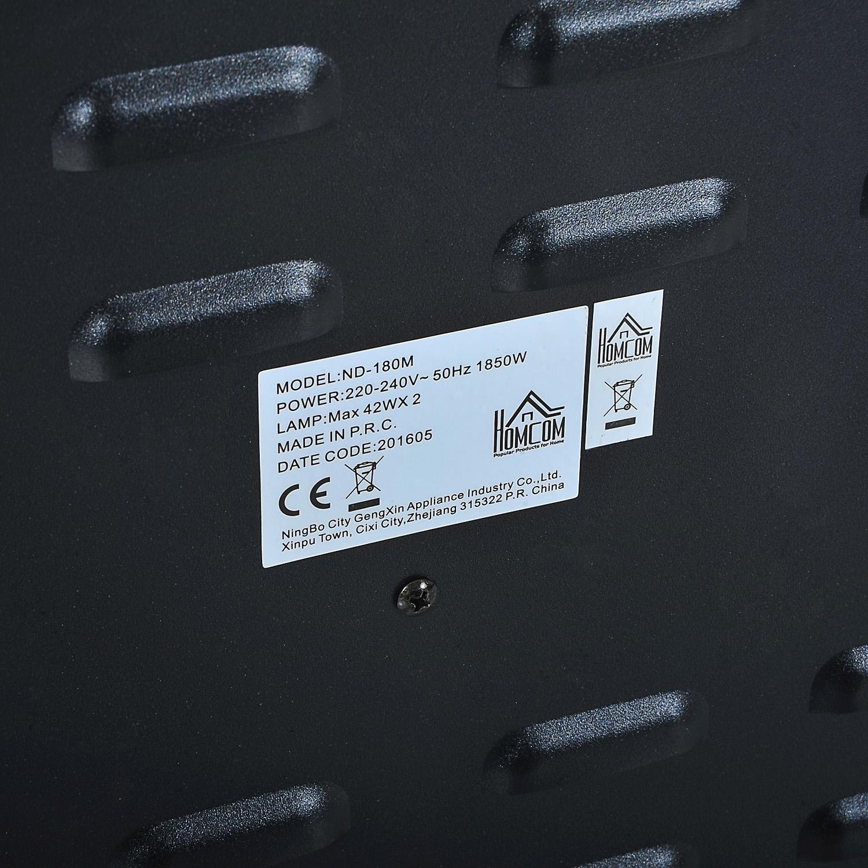 Chimenea-Electrica-de-Pared-Vertical-Estufas-Electricas-Llama-LED-6-Tipos-Nuevo miniatura 32