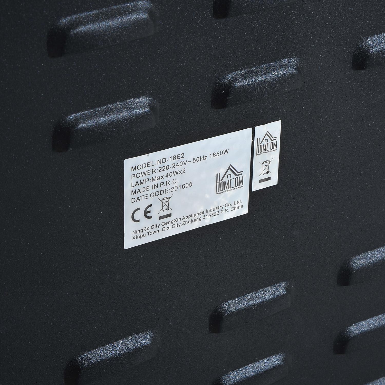 Chimenea-Electrica-de-Pared-Vertical-Estufas-Electricas-Llama-LED-6-Tipos-Nuevo miniatura 9