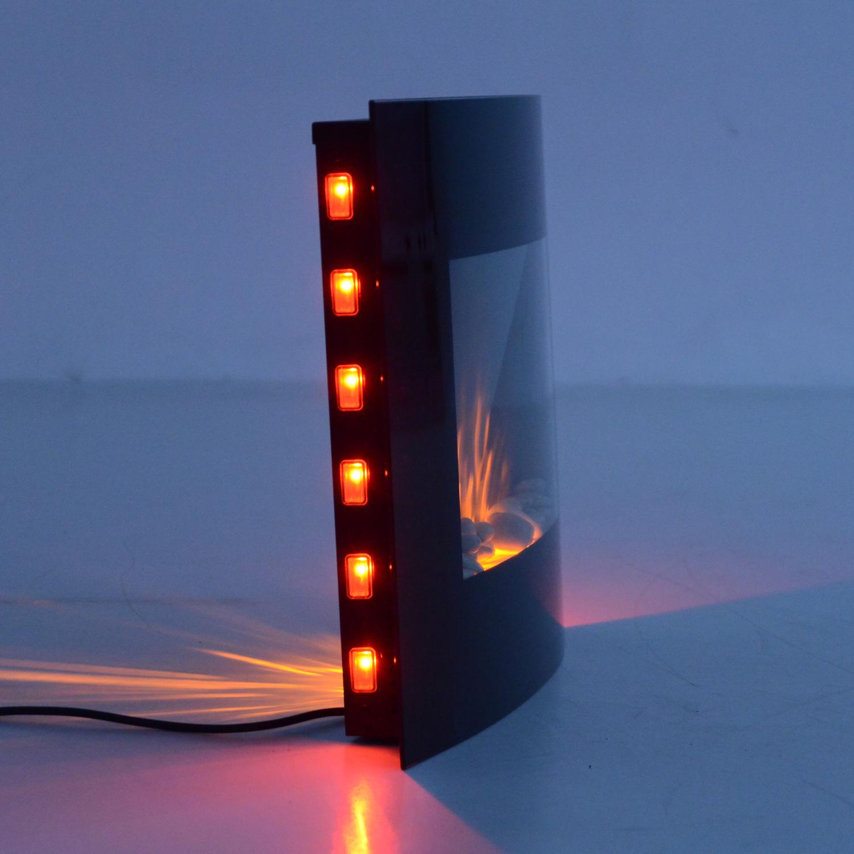 Chimenea-Electrica-de-Pared-Vertical-Estufas-Electricas-Llama-LED-6-Tipos-Nuevo miniatura 47