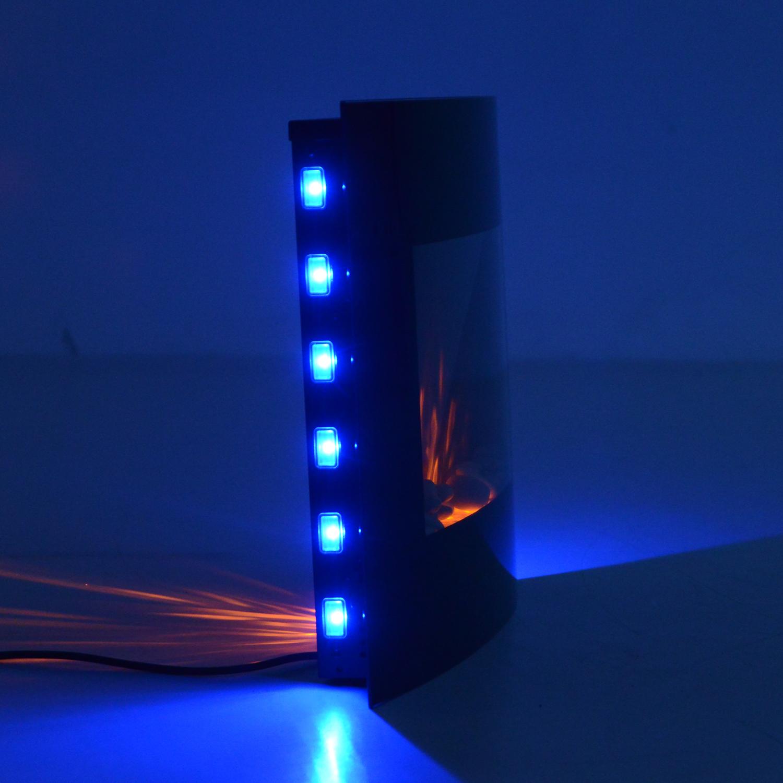 Chimenea-Electrica-de-Pared-Vertical-Estufas-Electricas-Llama-LED-6-Tipos-Nuevo miniatura 45
