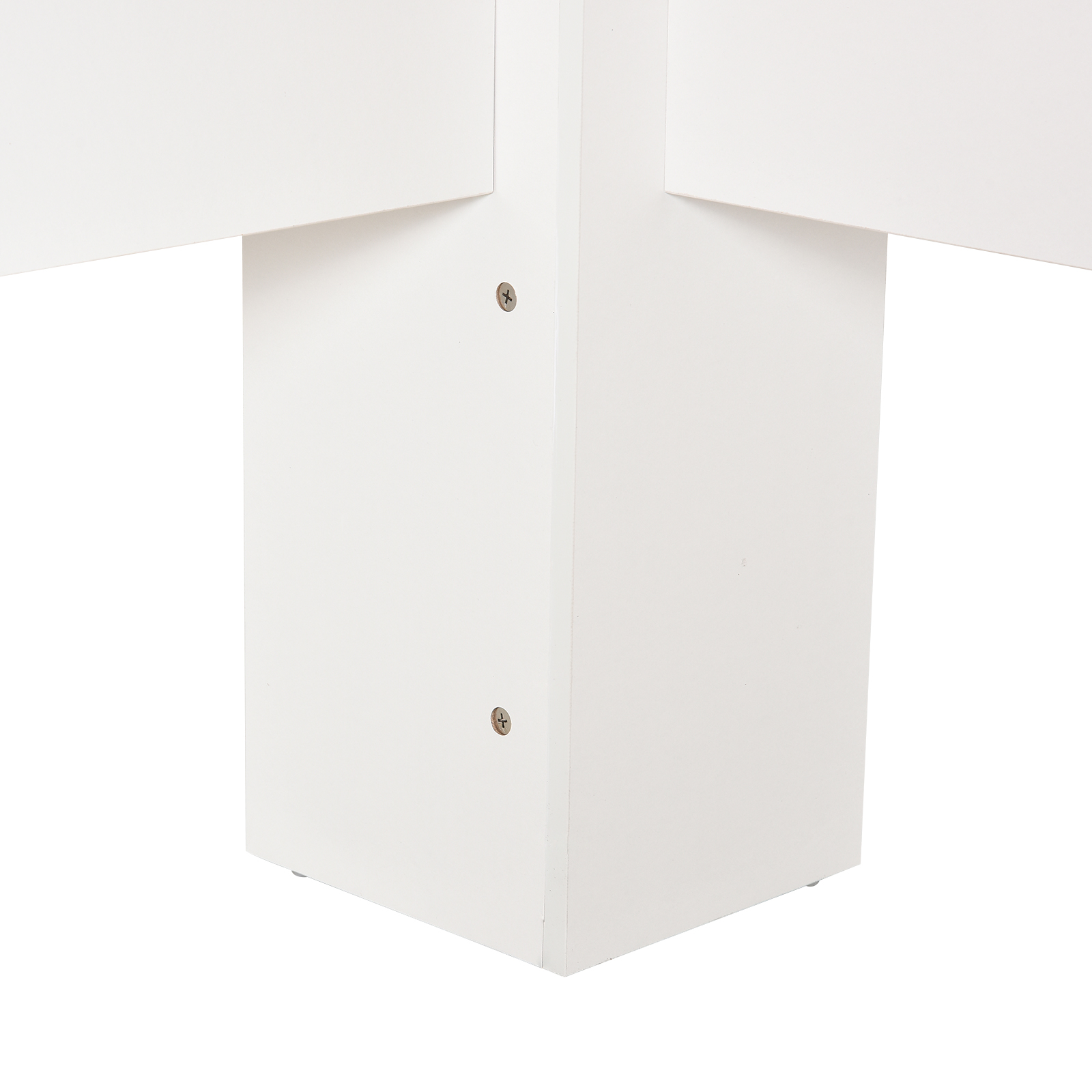 Mesa-de-Ordenador-PC-Escritorio-para-Oficina-Hogar-Esquinera-Forma-L-Madera miniatura 19