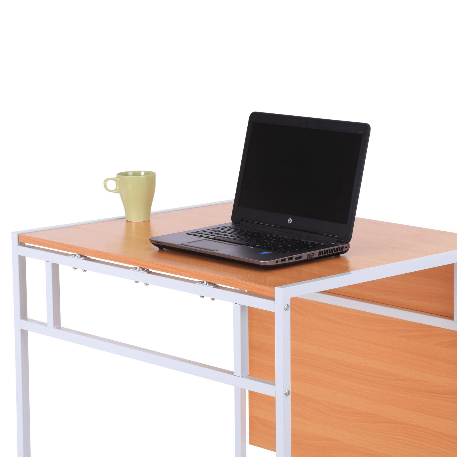 Mesas De Ordenador Para Salon.Mesa Plegable Para Comedor Salon Mesa De Ordenador Escritorio Mesa