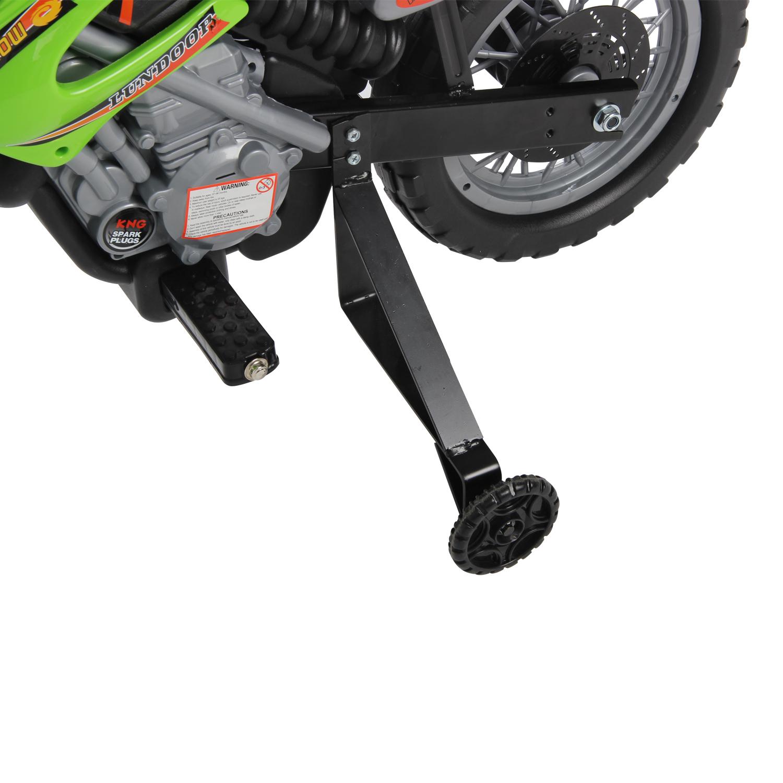 Moto-Electrica-Infantil-Bateria-Recargable-6V-Ninos-3-Anos-Cargador-Ruedas-Apoyo miniatura 10