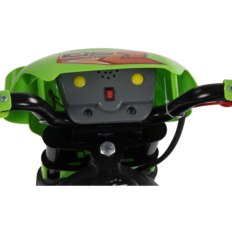 Moto-Electrica-Infantil-Bateria-Recargable-6V-Ninos-3-Anos-Cargador-Ruedas-Apoyo miniatura 6