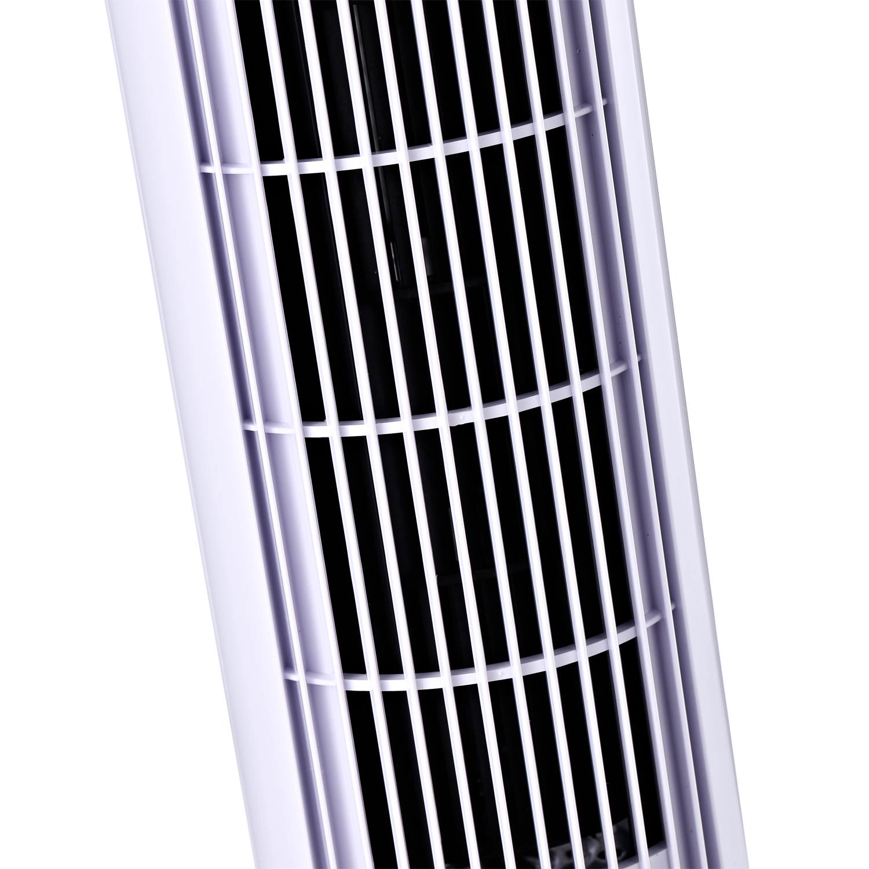 HOMCOM-Ventilateur-Colonne-Oscillant-Tour-Oscillant-Silencieux miniature 9