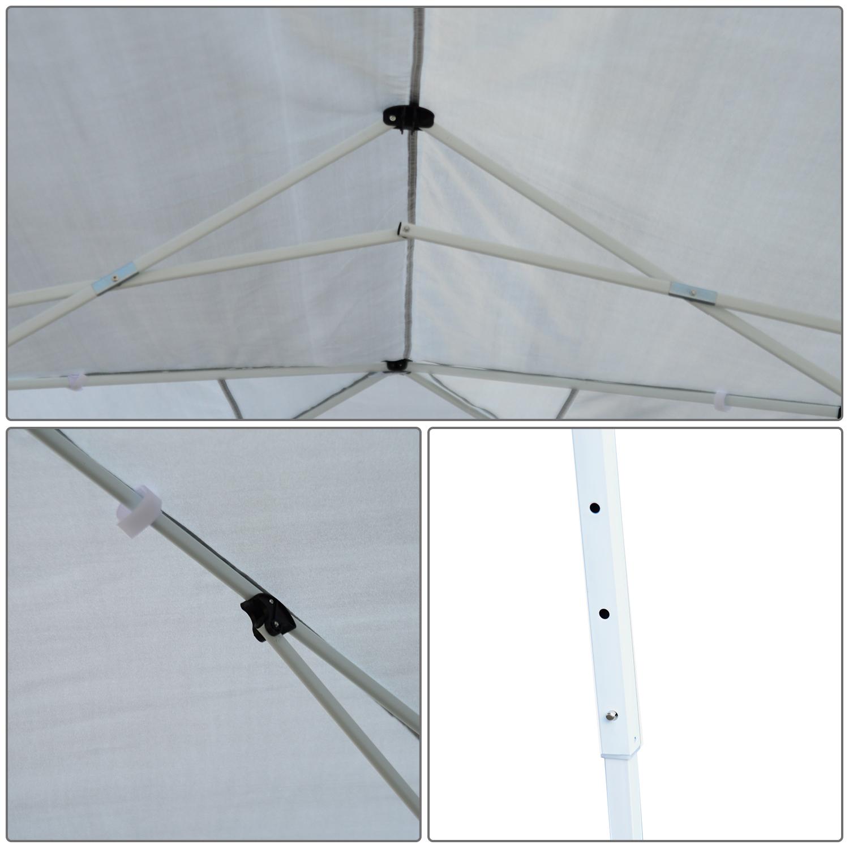 Outsunny-Tonnelle-Barnum-Pliant-Style-Colonial-Impermeabilise-6-x-3-x-2-55-m miniature 18