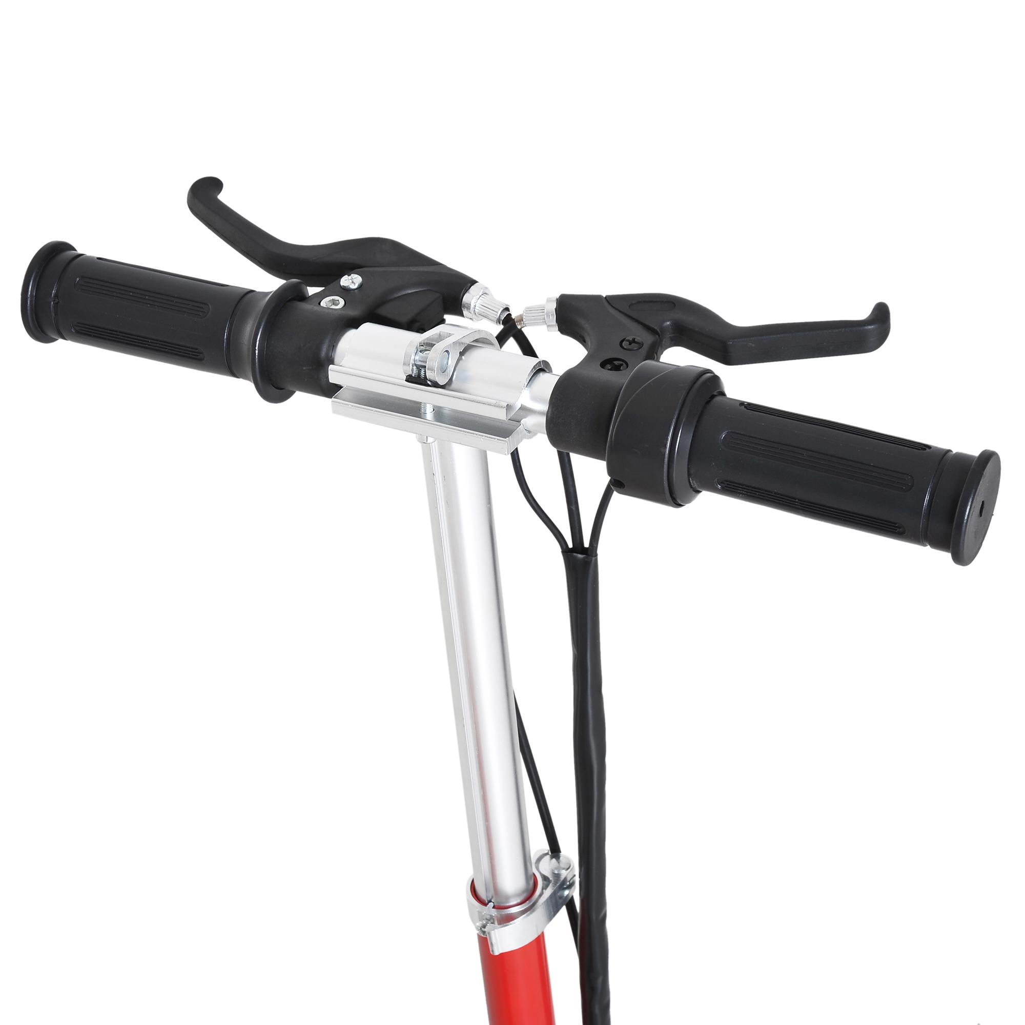 ElektrGoldller klappbar E-Scooter Cityroller höhenverstellbar höhenverstellbar höhenverstellbar 12 km h 2 Farben 6a6b47