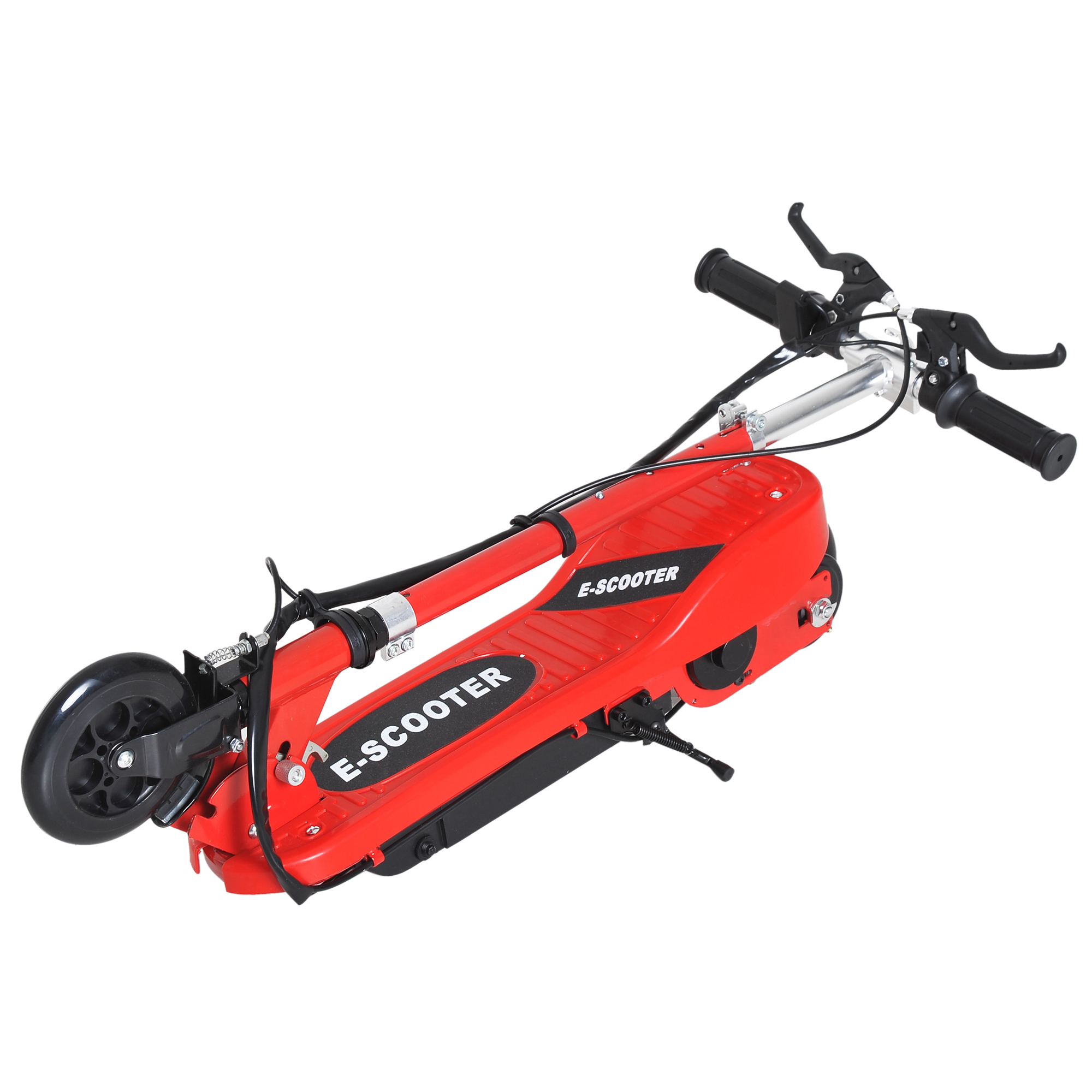 Elektroroller Elektroroller Elektroroller klappbar E-Scooter Cityroller höhenverstellbar 12 km/h 2 Farben 626c07