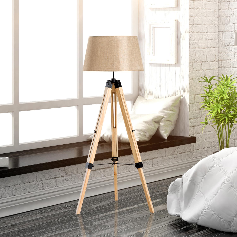 Lampada-da-Terra-Design-Moderno-Vintage-con-Treppiede-Salotto
