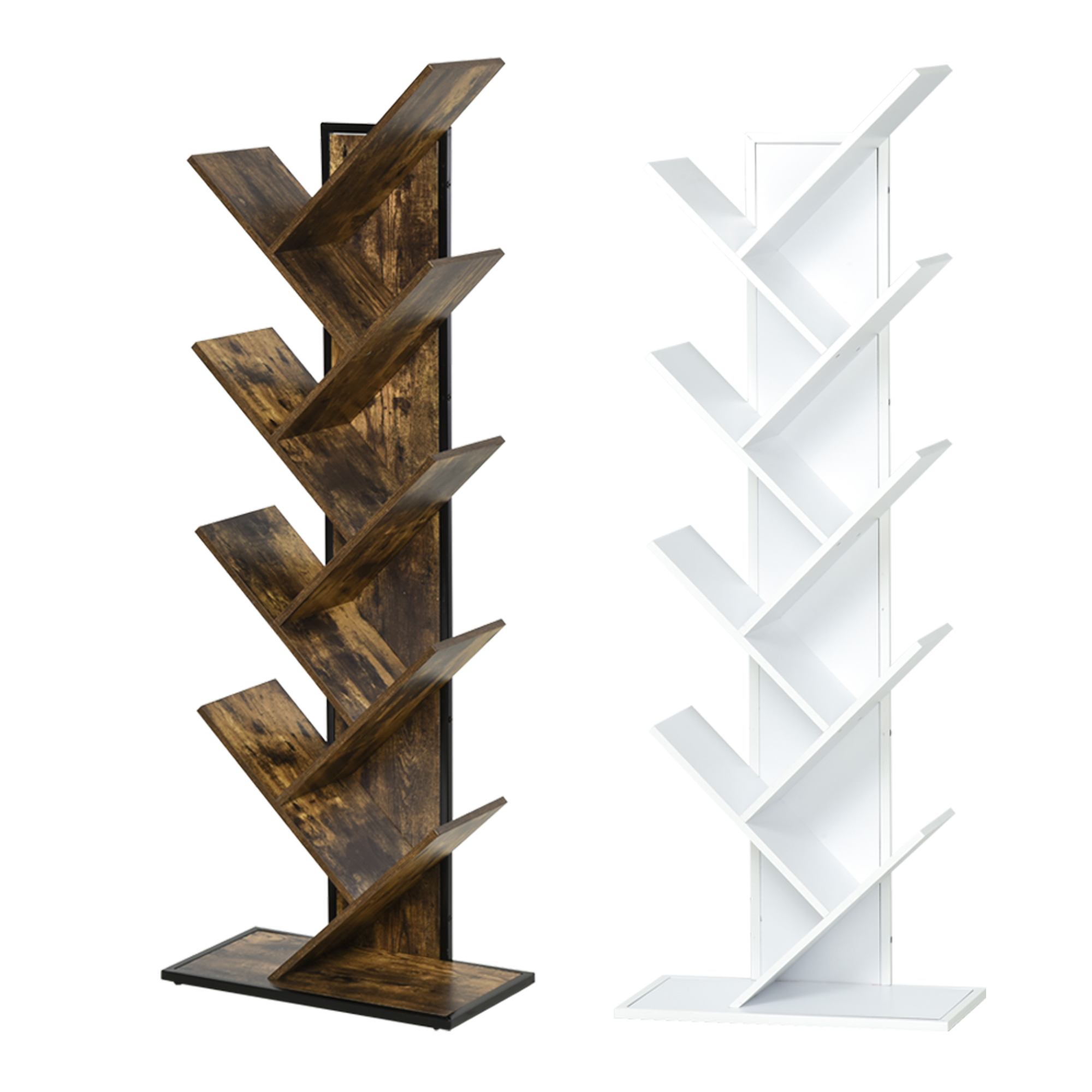 scaffale da Tavolo per scrivania librerie di pompaggio telescopiche NNDQ Libreria da scrivania modulare in Legno con prolunga per Libri Porta File