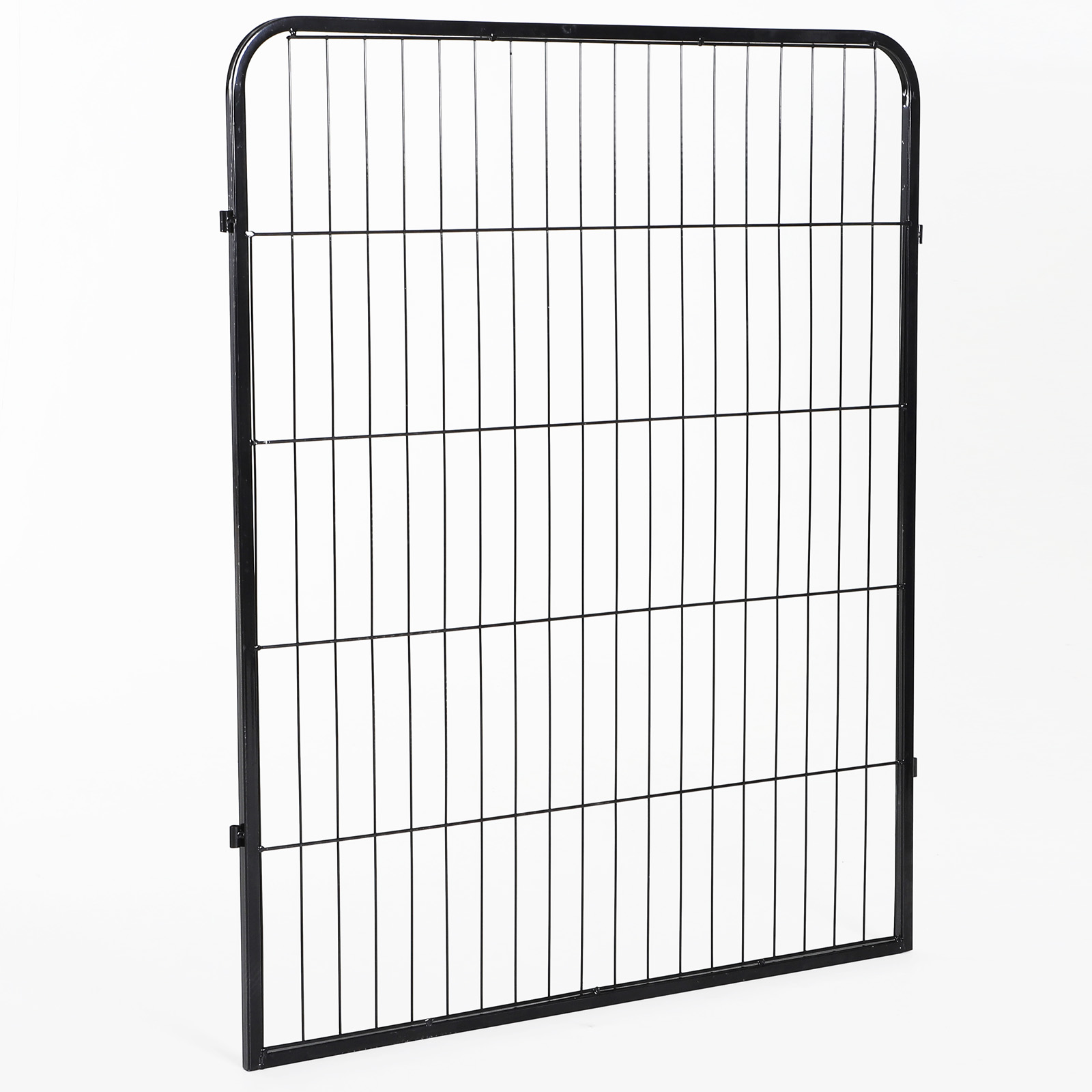 Heavy-Duty-Pet-Playpen-Dog-Exercise-Pen-Cat-Fence-Black-8-Panel-24-034-32-034-39-4-034 thumbnail 22