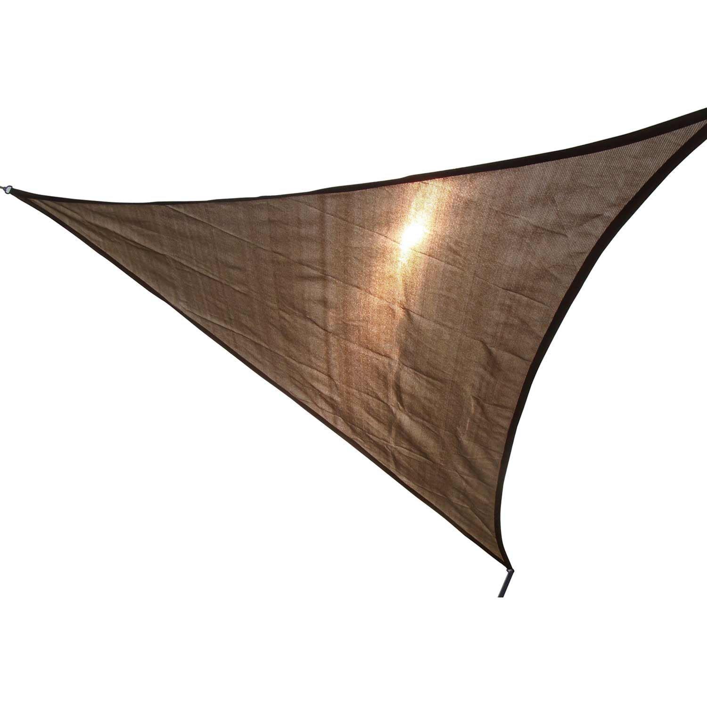 Outsunny-Triangle-10-039-Patio-Canopy-Sun-Sail-Shade-Garden-Party-Cover-Outdoor thumbnail 9