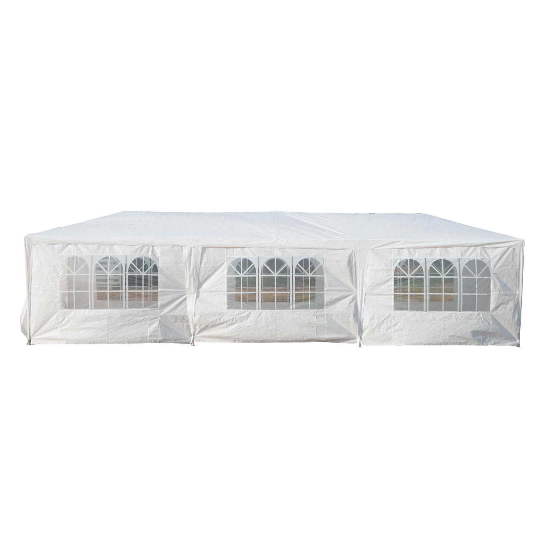 10-x-20-039-10-x-30-039-Party-Wedding-Tent-Outdoor-Gazebo-Canopy-Tent-w-Sidewalls thumbnail 11