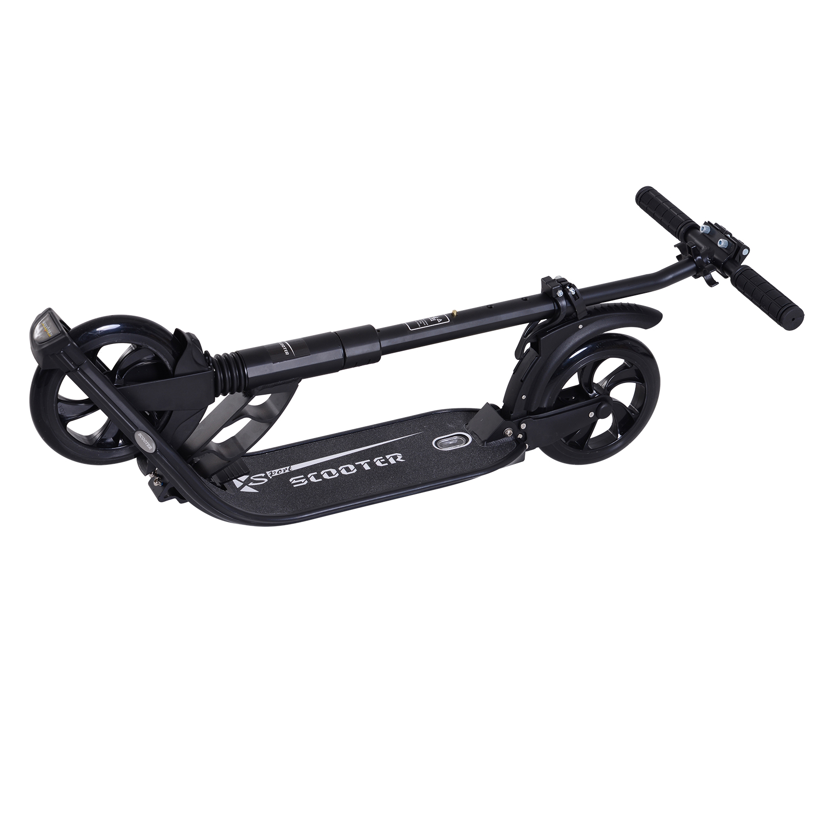 Teens-Adult-Folding-Electric-Scooter-Teenager-Rider-With-Brakes-and-Kickstand miniature 17
