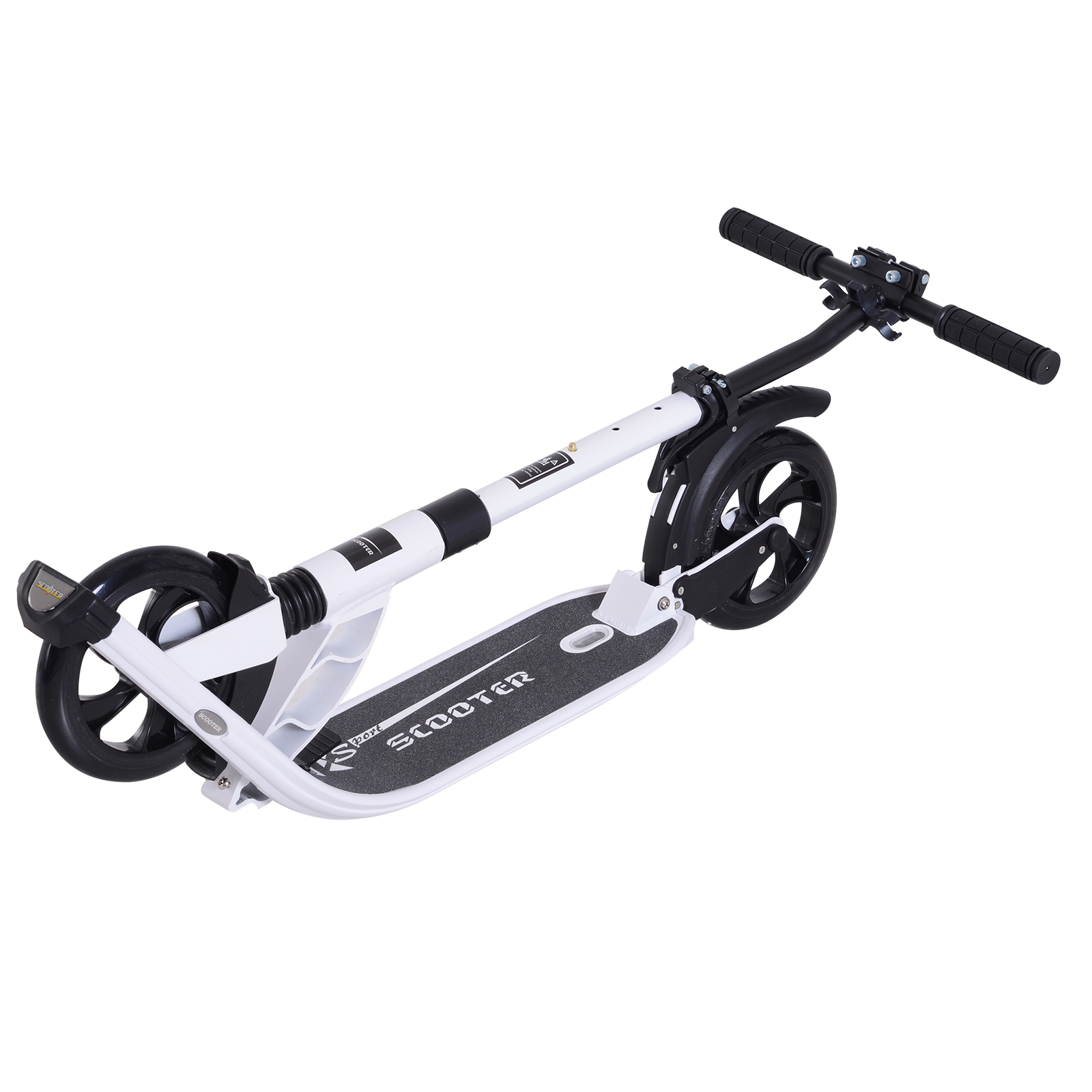 Teens-Adult-Folding-Electric-Scooter-Teenager-Rider-With-Brakes-and-Kickstand miniature 27